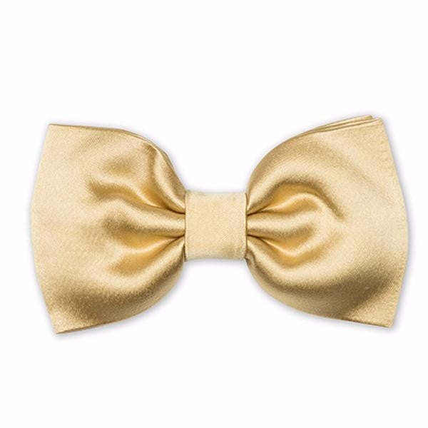 Adjustable Bowtie in Gold