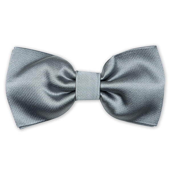 Adjustable Bowtie in Silver