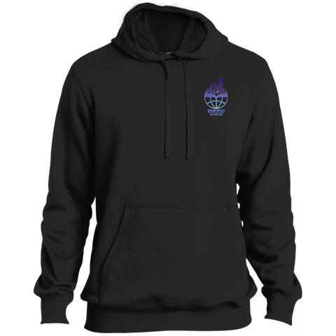 Deific Life Heaven on Earth Tall Pullover Hoodie
