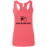 WOMENS SIGHT BEYOND SIGHT Softstyle Tank