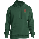 Deific Life Royal Logo Tall Pullover Hoodie