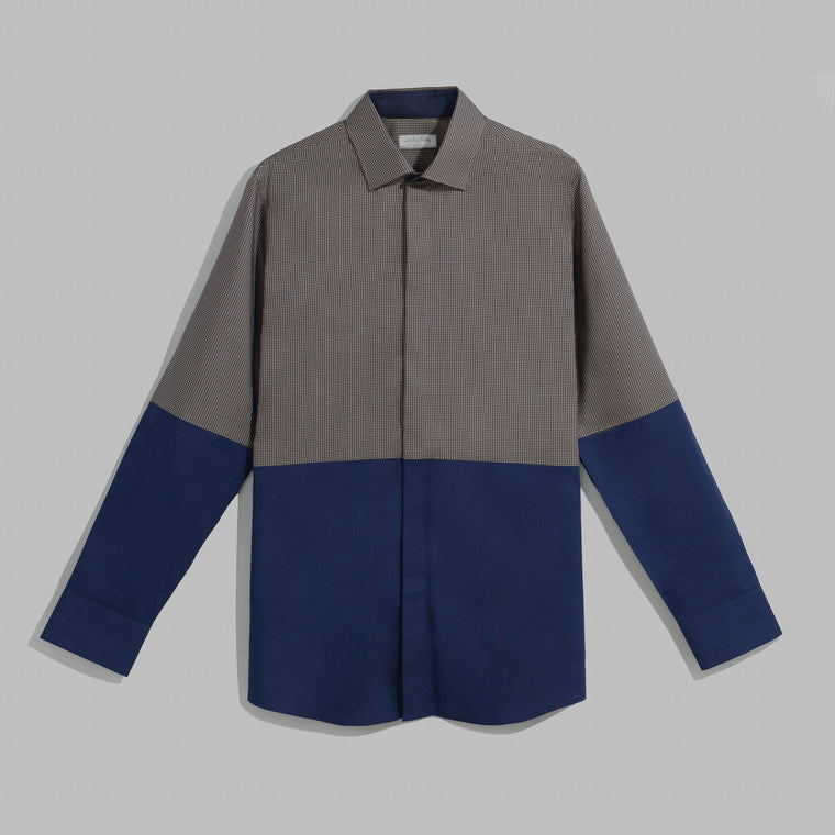 Rubicon Panelled Shirt
