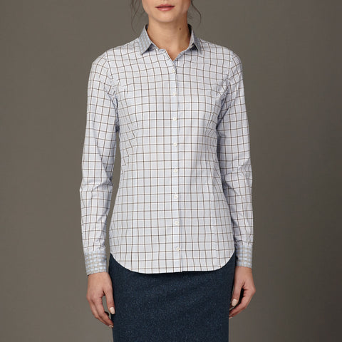 Swiss Cottage Bark Shirt