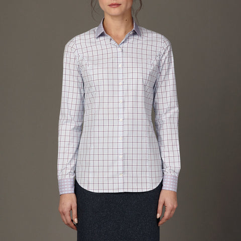 Swiss Cottage Prune Shirt