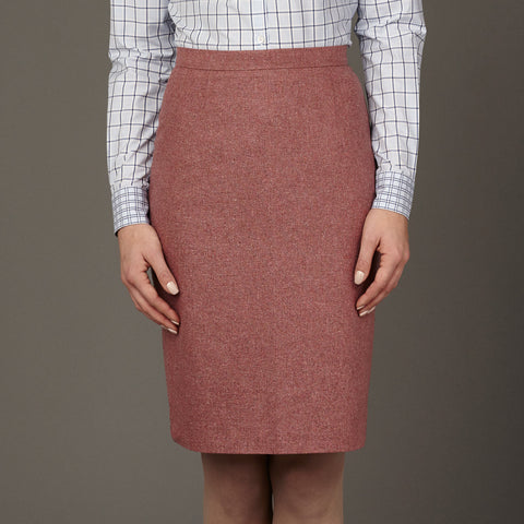 The Islington Rose Pencil Skirt
