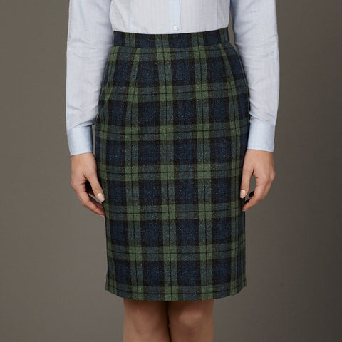 The Clerkenwell Pencil Skirt