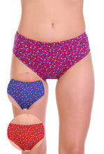 Sona Cotton Multicolor Panties 93014 combo pack of 3