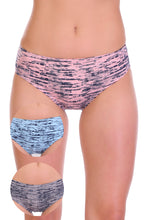 Sona Comfortable Cotton Multicolor Hipster Plus Size  Panties 93006 combo pack of 3