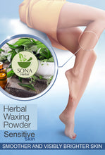 Hair Removal herbal Waxing powder - 50 Gms - Sona Lingeries
