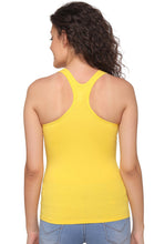 Yellow Racer Back 8008 Camisole BUY 2 GET 2 FREE