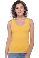 Yellow Sando 8009 Camisole for Girls