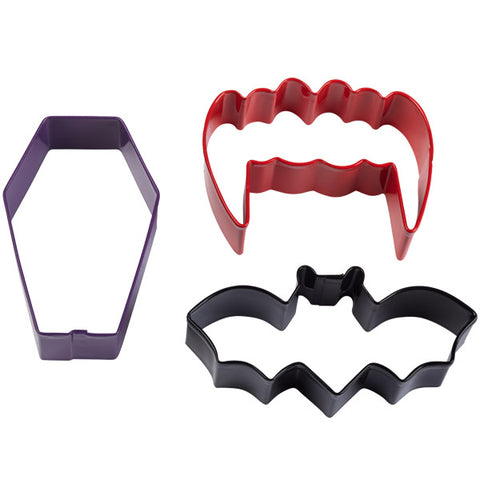 Vampire Cookie Cutter Set