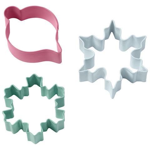 Vintage Holiday Cookie Cutter Set