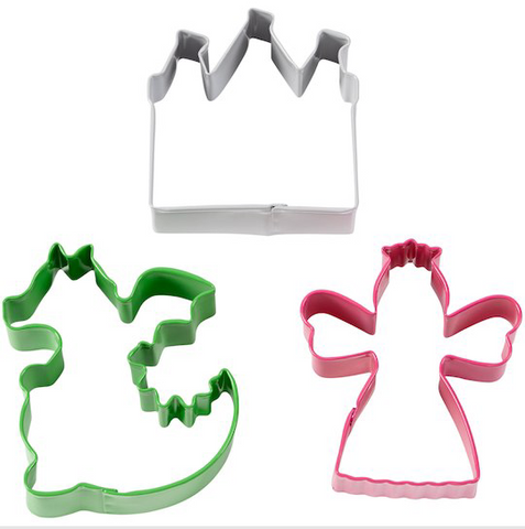 Wilton Fantasy Cookie Cutter Set
