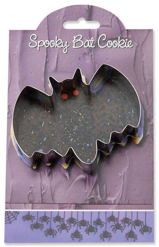 Spooky Bat Cookie Cutter by Ann Clark
