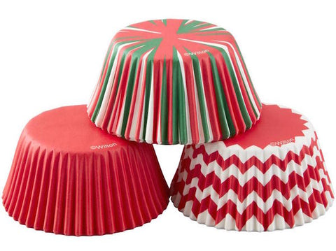 Wilton Assorted Christmas Cupcake Liners