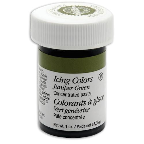 Juniper Green Icing Color by Wilton