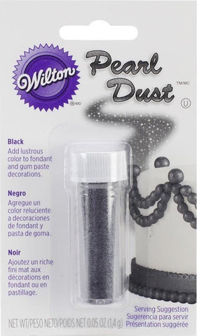 black pearl dust