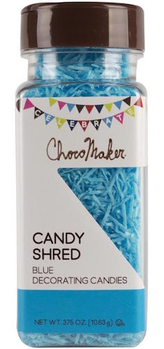 ChocoMaker Blue Candy Shred