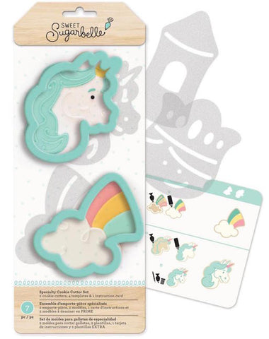 Enchanted Speciality Cookie Cutter Set