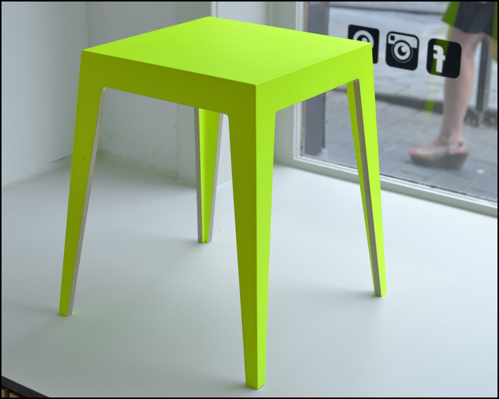 Stool AT.1 / Fluo