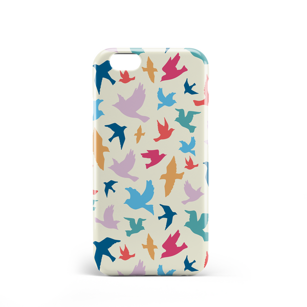 bird is the word phone case