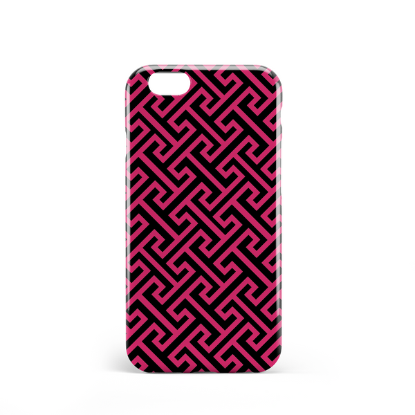 herald phone case pink