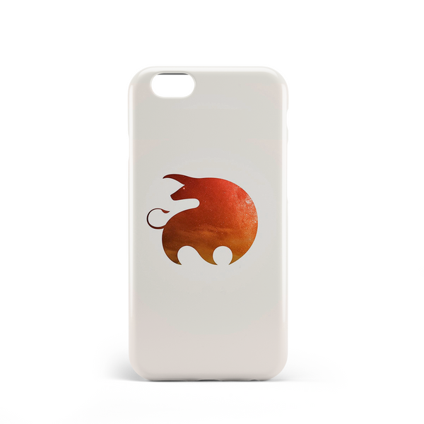 lost torro bull phone case