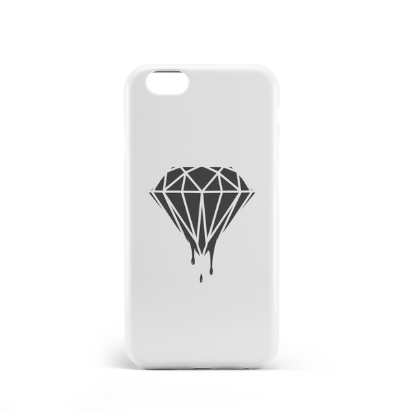 blood diamond phone case black and white
