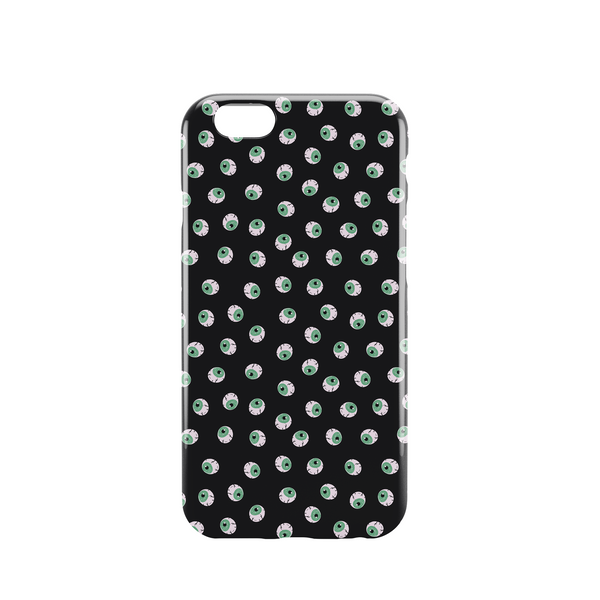 All eyes on me phone case