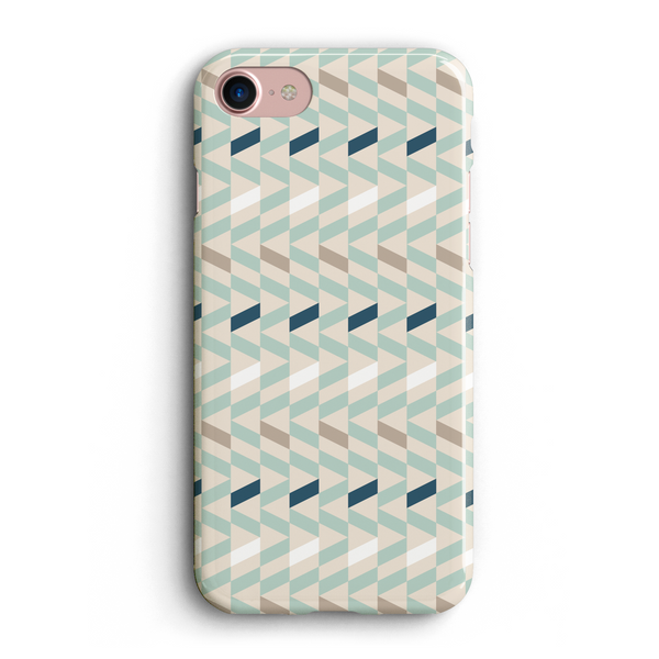 eggshell colour pattern phone case