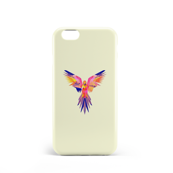 parrot passion phone case
