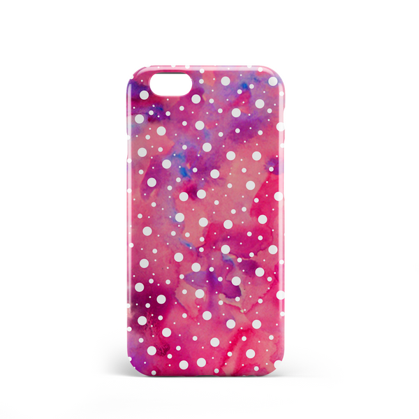 fairy dust pink phone case