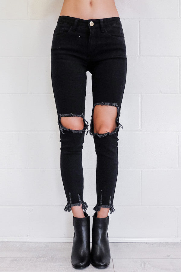 Stella Ripped Jeans