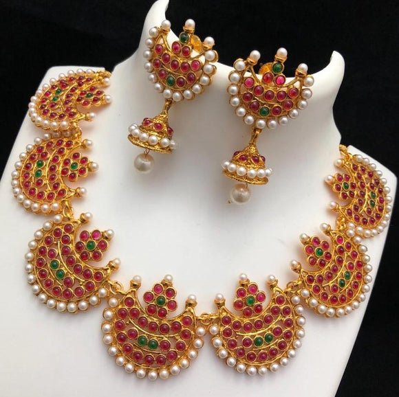 Traditional Kemp Necklace Set