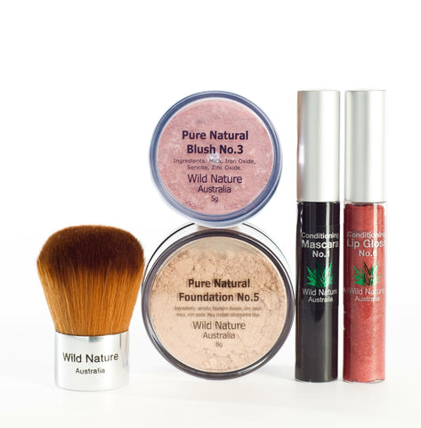 Wild Nature Essentials with Blush & Gloss