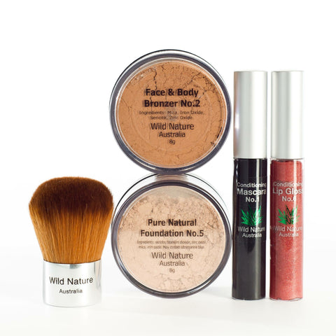 Wild Nature Essentials with Bronzer & Gloss