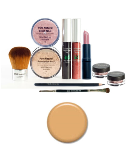 Wild Nature Medium Essentials Kit
