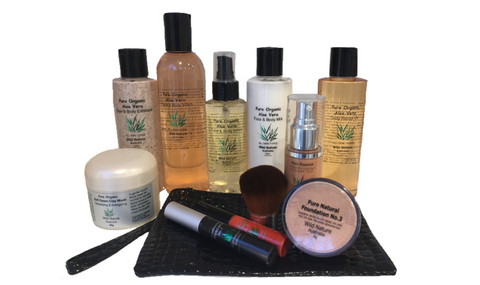 Skincare & Makeup STARTER KIT - A simple start to great skin and a natural look