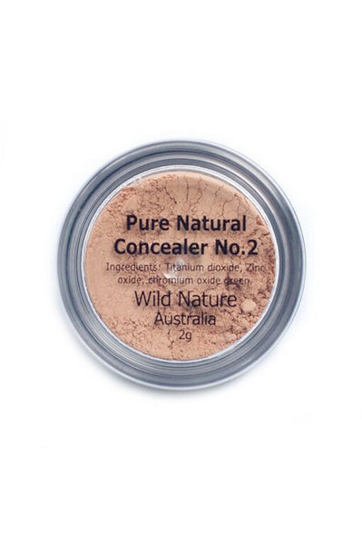 Wild Nature Concealer No 2 Apricot (2g)
