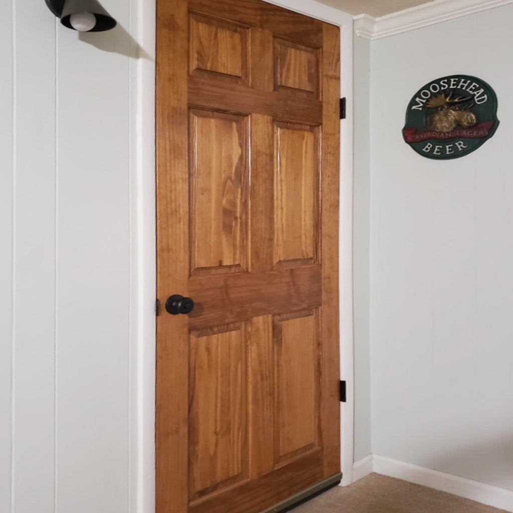 Customer Share - 6-Panel Colonial Door