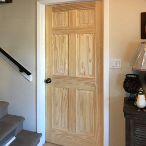 Customer Share - 6 Panel Colonial Door