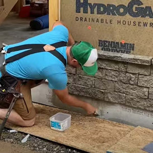 Video - Perkins Brothers Builders Using Evolve Stone