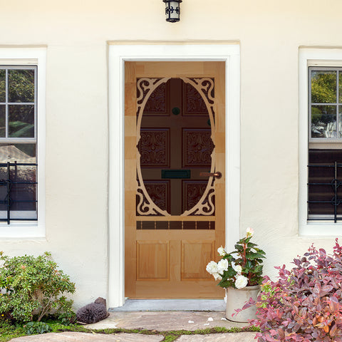 Clarington screen door