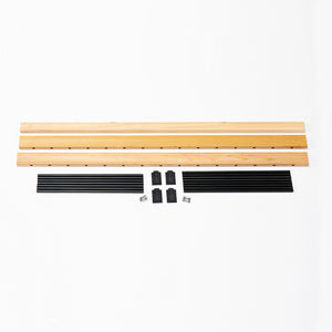Vista Cedar Deck Railing Kit