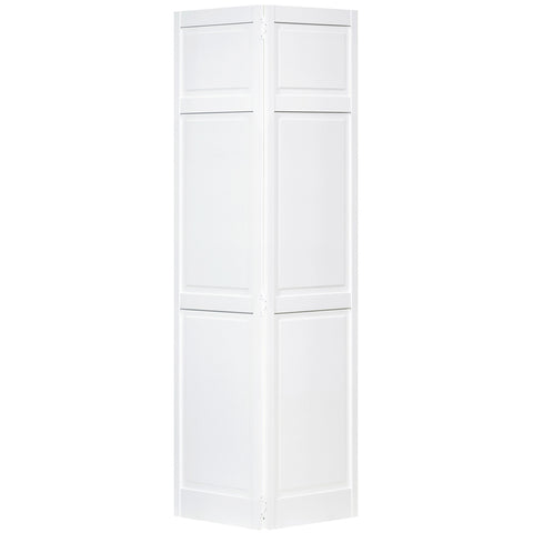 Closet Door, Bi-fold, Kimberly Bay® Traditional Six Panel White