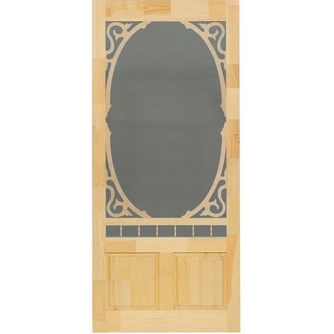 Screen Door 1-3/8 in. thick x 79.75 in. high Wood Clarington