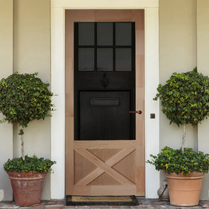 Screen/Storm Door Wood Thompson
