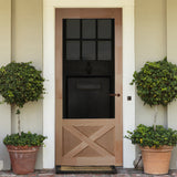 Screen Door 1-3/8 in. thick x 84 in. high Wood Thompson