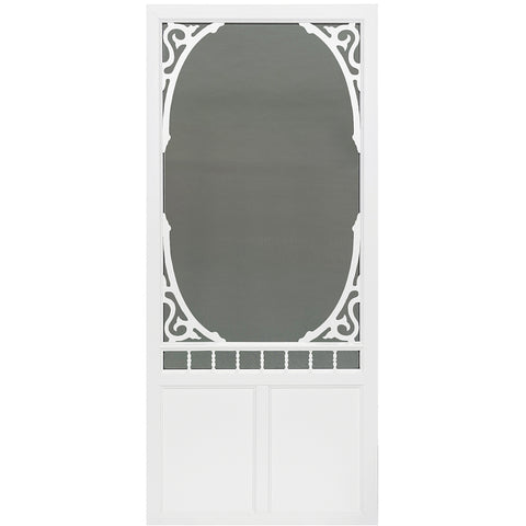 Screen Door Vinyl Brookside 1-3/8 in. x 80 in.